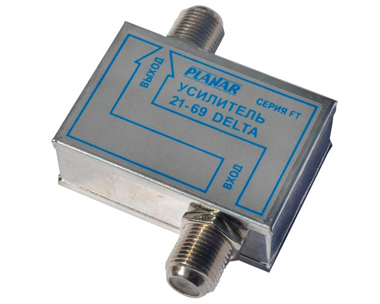 Усилитель антенный 21-69 DELTA FT Планар.