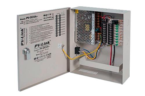 Блок питания PV-DC5A+ PV-Link